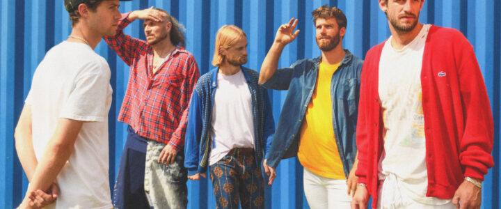 THE RUBENS ANNOUNCE 27-DATE 'LIVE IN LIFE' AUSTRALIAN TOUR – THEIR BIGGEST YET!