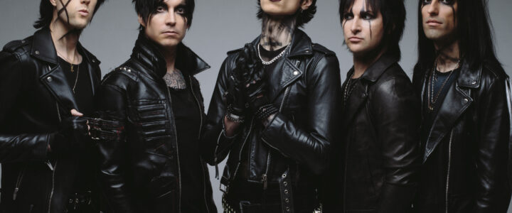 TOUR ANNOUNCEMENT | BLACK VEIL BRIDES ANNOUNCE THEIR AUSTRALIAN HEADLINE TOUR
