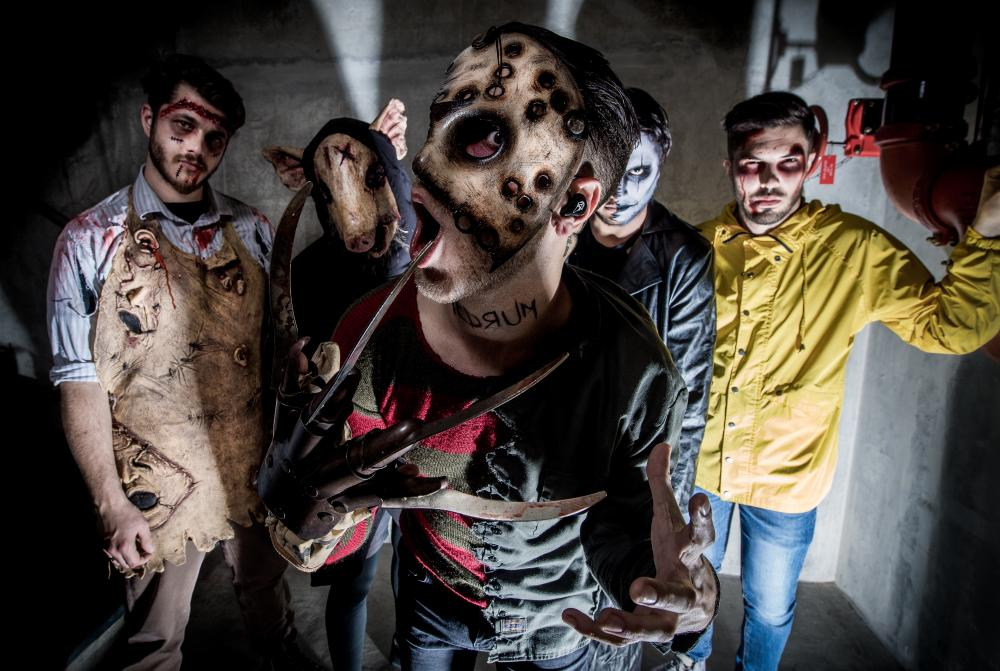 ICE NINE KILLS ANNOUNCE UNDEAD & UNPLUGGED LIVE FROM THE OVERLOOK HOTEL