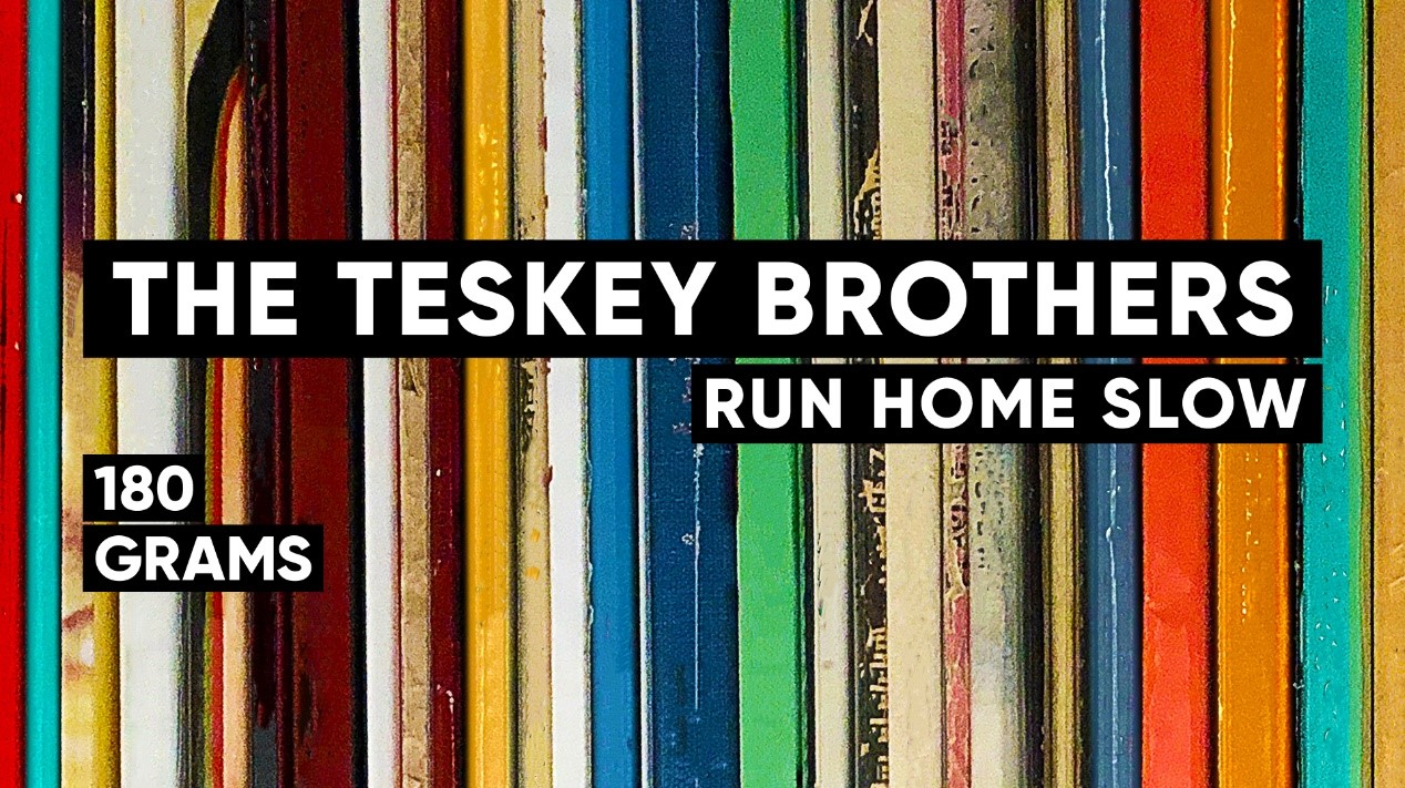 MUSHROOM GROUP ANNOUNCES VERY FIRST PODCAST SERIES TITLED 180 GRAMS  LAUNCHES WITH THE TESKEY BROTHERS RUN HOME SLOW PODCAST