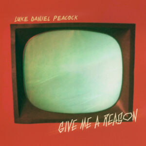 DANIEL PEACOCK COVER ART