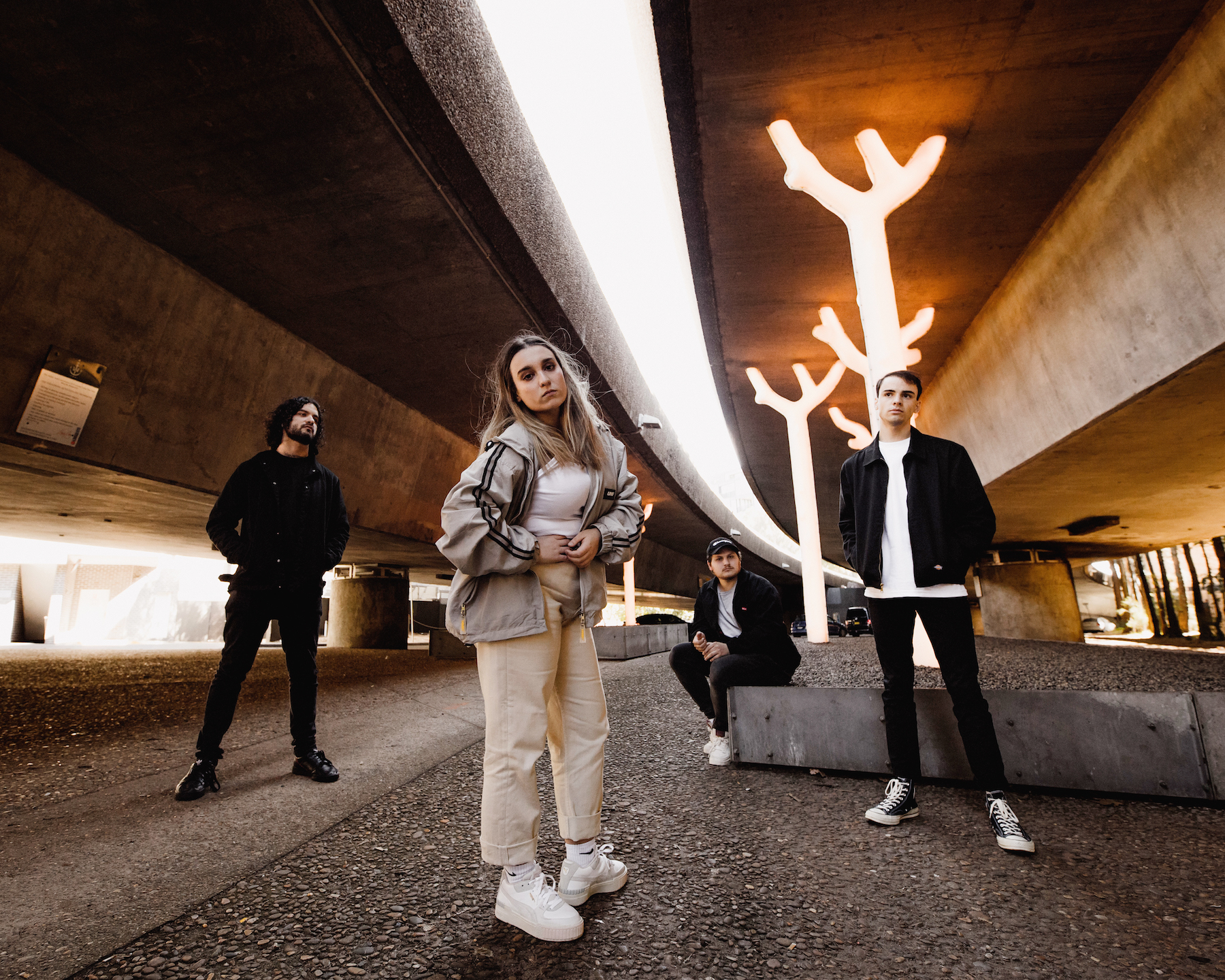 GRENADE JUMPER RELEASE TWO-TRACK WHAT'S LEFT WHEN IT ALL FALLS DOWN  LED BY NEW SINGLE 'BREATHE IN'