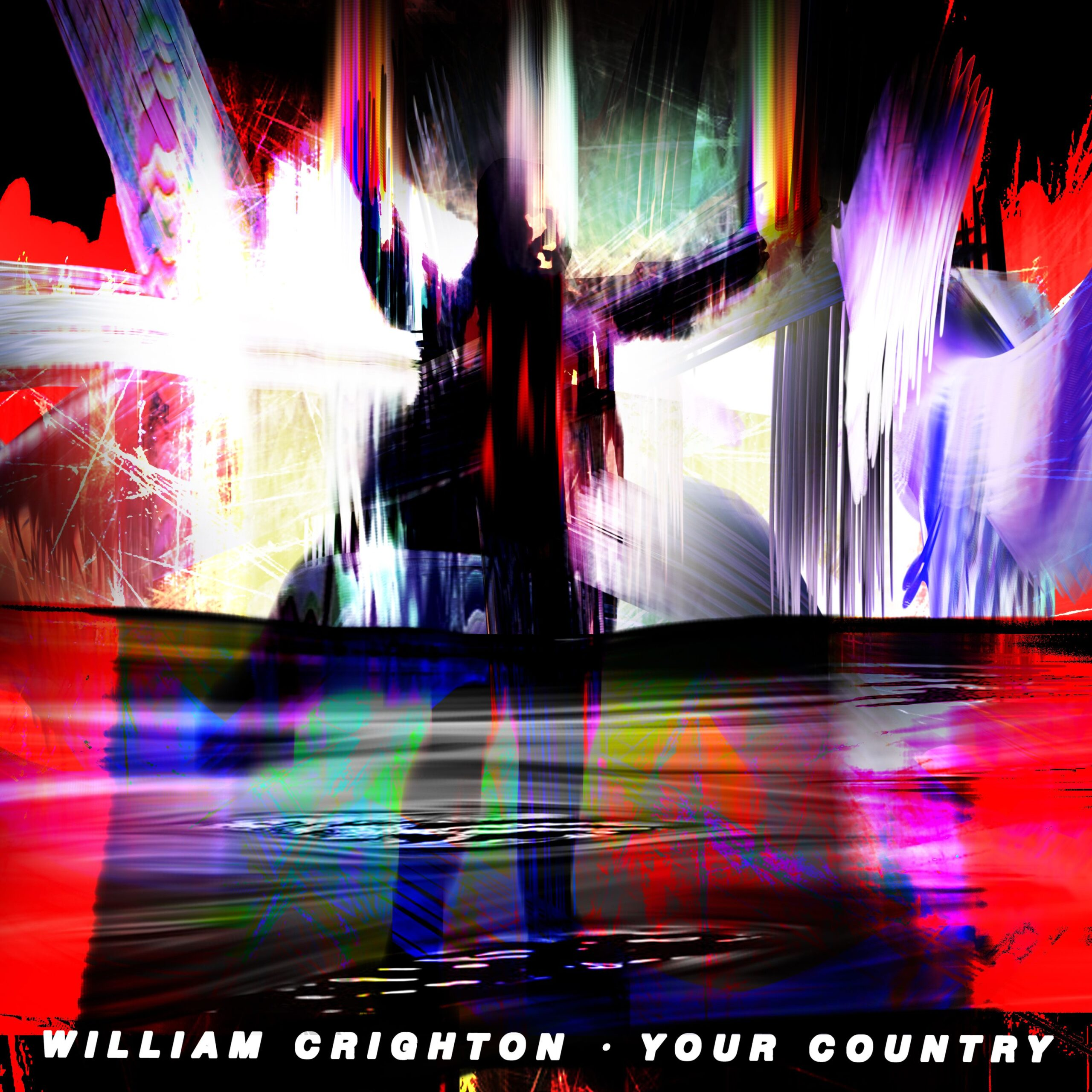 WILLIAM CRIGHTON 'YOUR COUNTRY' SINGLE & VIDEO JUST RELEASED POWERFUL NEW SONG TAKES AIM AT ENVIRONMENTAL POLICY