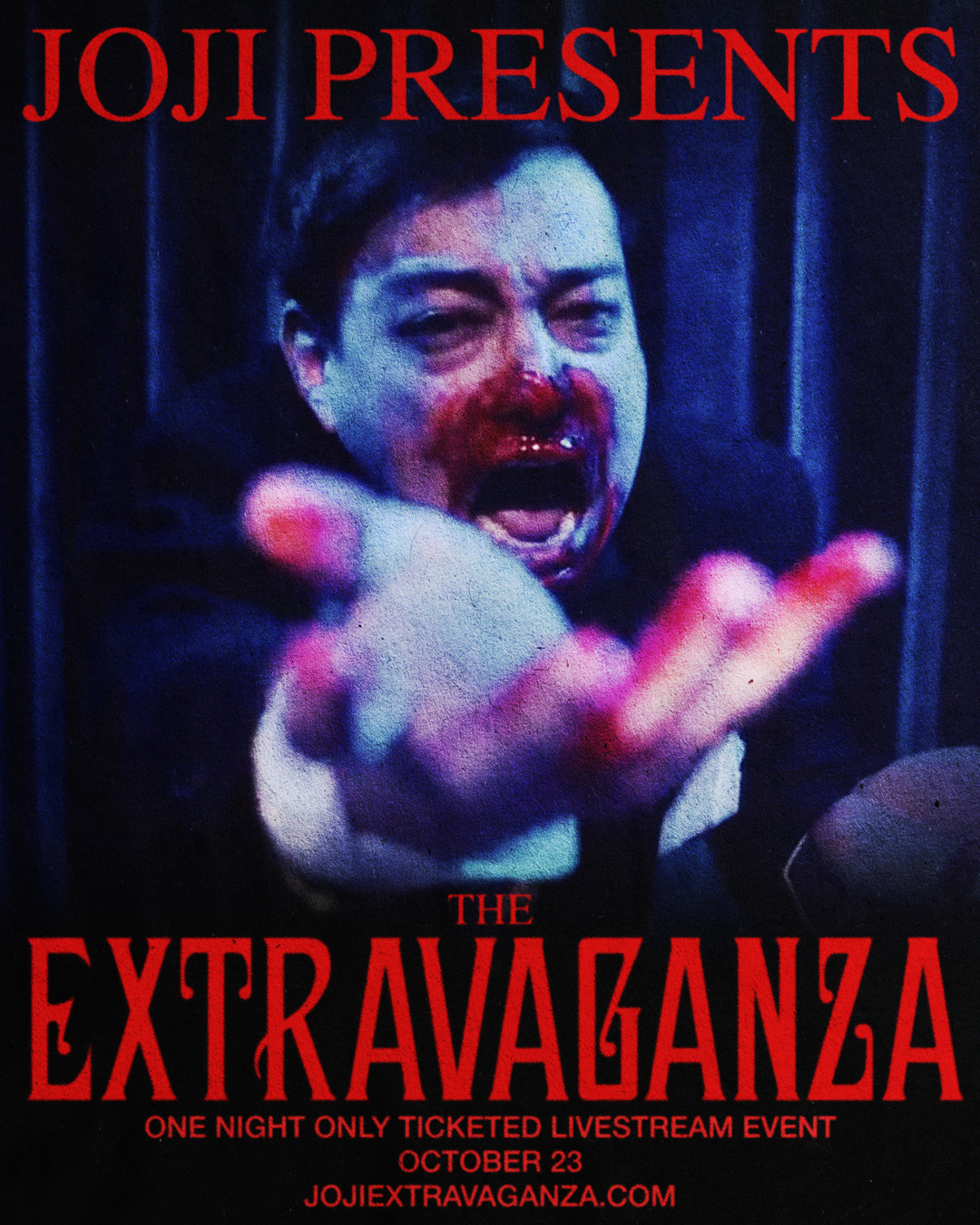 JOJI ANNOUNCES HIS ONE NIGHT ONLY EVENT: THE EXTRAVAGANZA  NEW ALBUM NECTAR IS OUT NOW