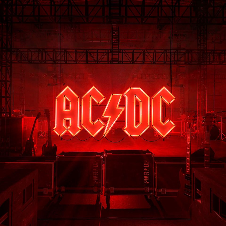 AC/DC Unleash Highly Anticipated New Album 'Power Up' Out Now!