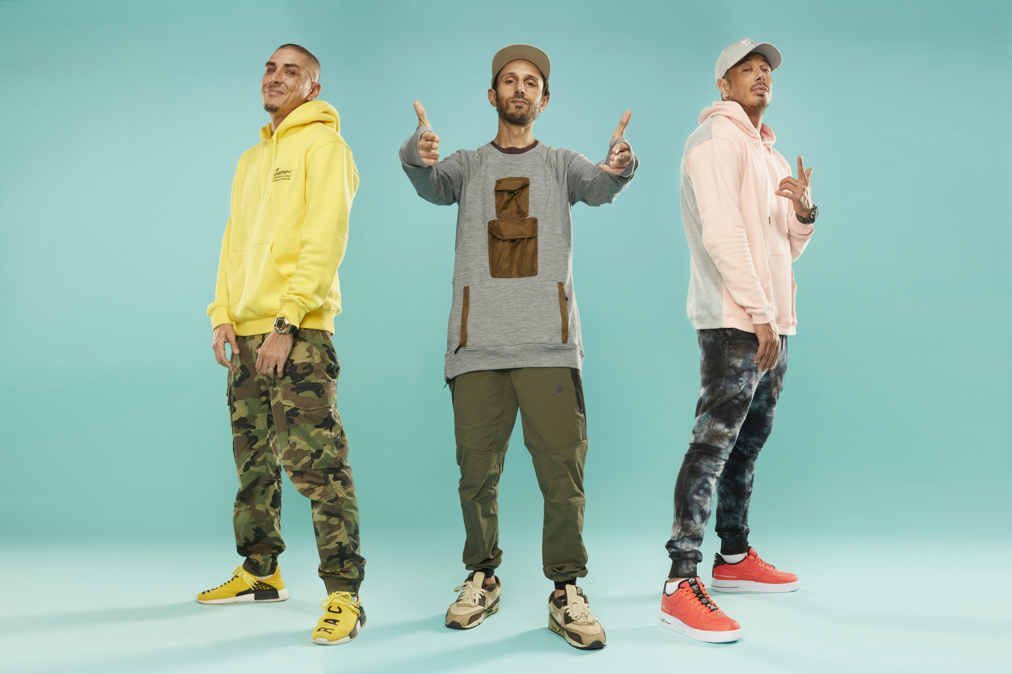 BLISS N ESO RELEASE TWO NEW TRACKS 'SO HAPPY (FEAT. SONREAL)' & 'SEND IT'