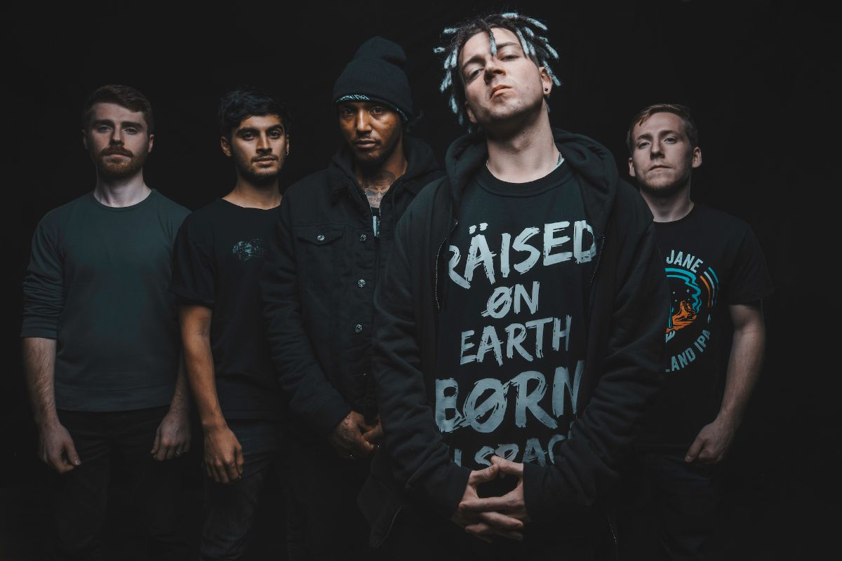 HACKTIVIST UNLEASH NEW SINGLE + VIDEO 'ARMOURED CORE' ft. KID BOOKIE