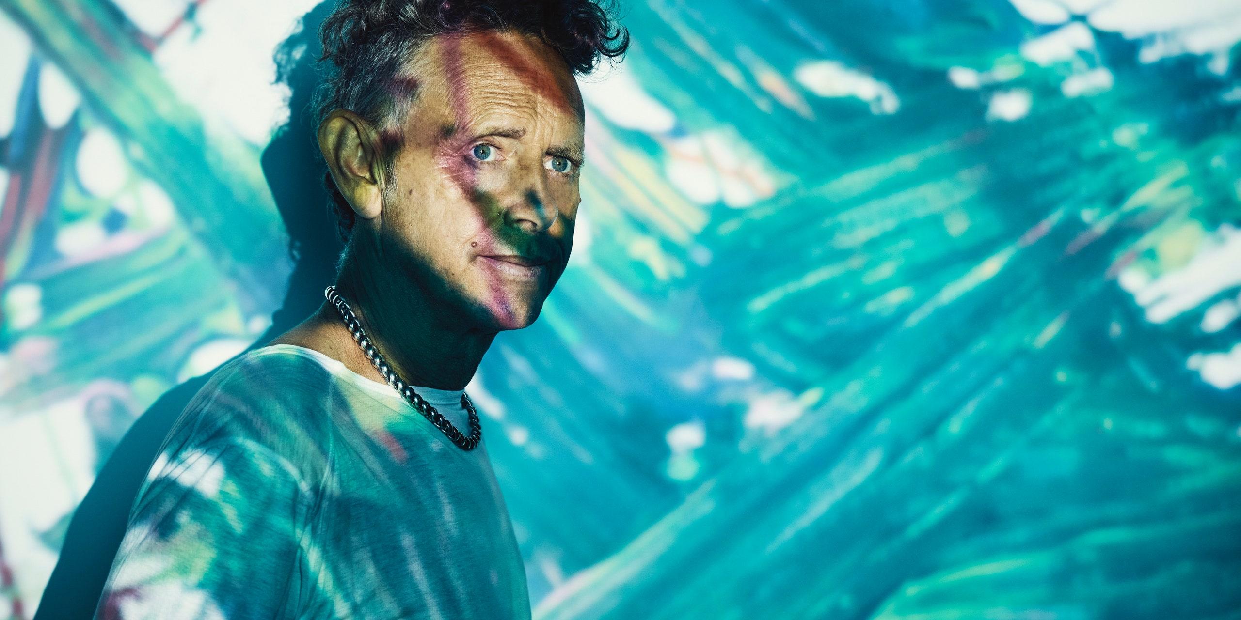 DEPECHE MODE'S MARTIN GORE RELEASES DARK NEW SINGLE 'MANDRILL' AND ANNOUNCES NEW EP
