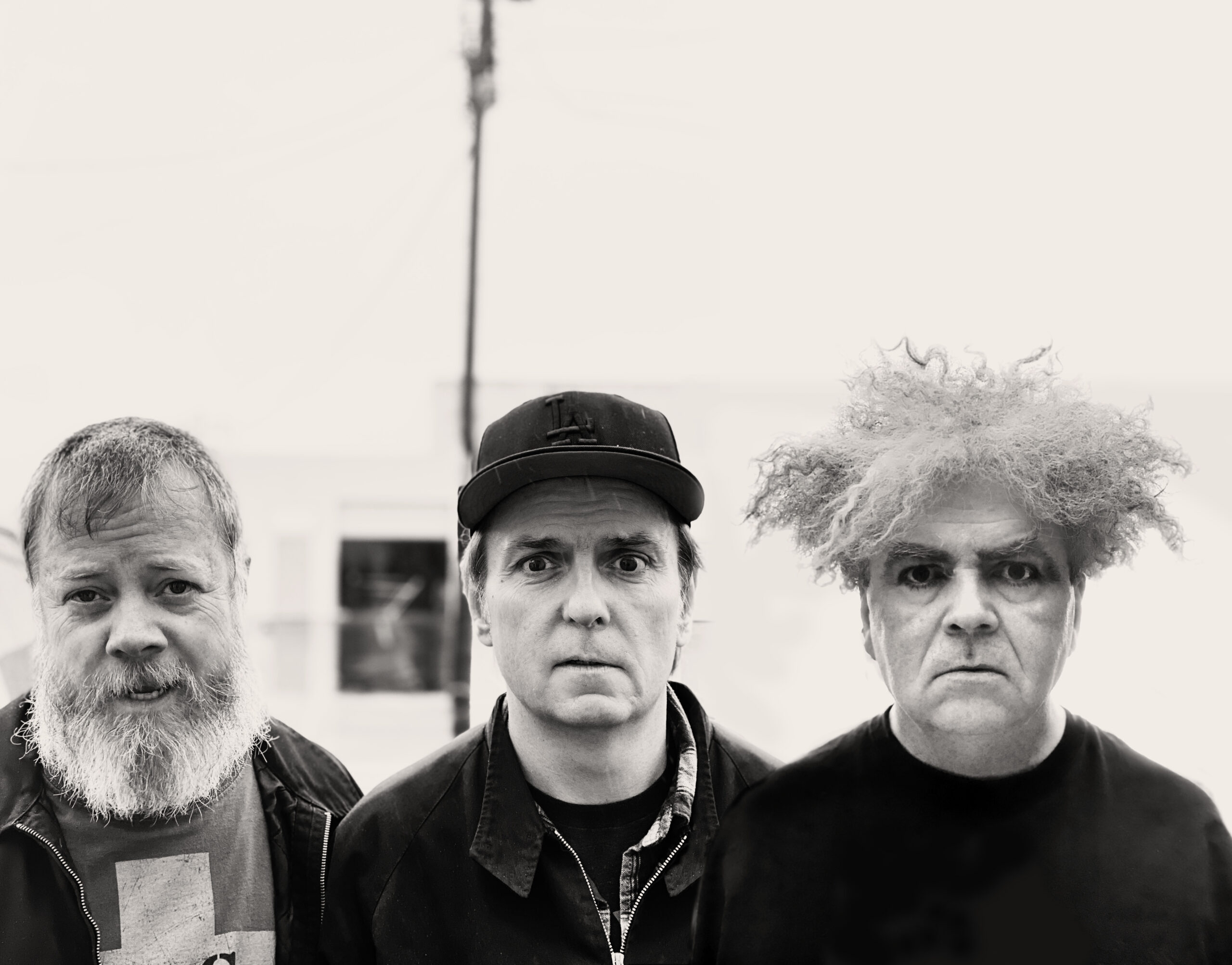 MELVINS NEW MELVINS 1983 ALBUM WORKING WITH GOD  + A PAIR OF LTD EDITION VINYL RE-ISSUES OUT FRIDAY 26 FEBRUARY