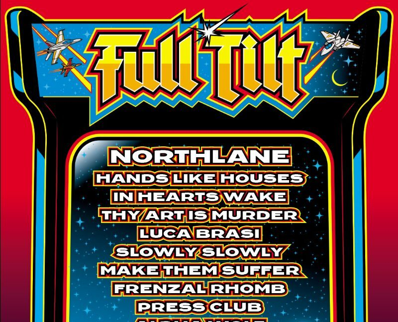 THINGS ARE ABOUT TO GO FULL TILT… MEET YOUR NEWEST FESTIVAL, FULL TILT BRISBANE EDITION IS HERE