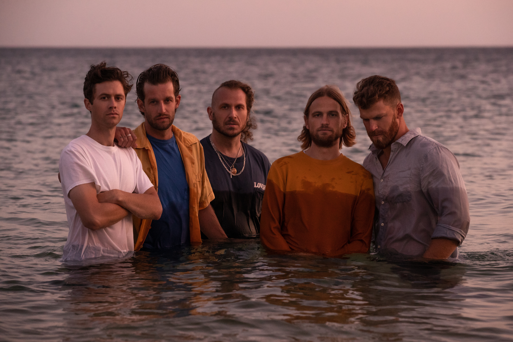 THE RUBENS RELEASE 'MASTERPIECE' LIFTED FROM FOURTH ALBUM 0202