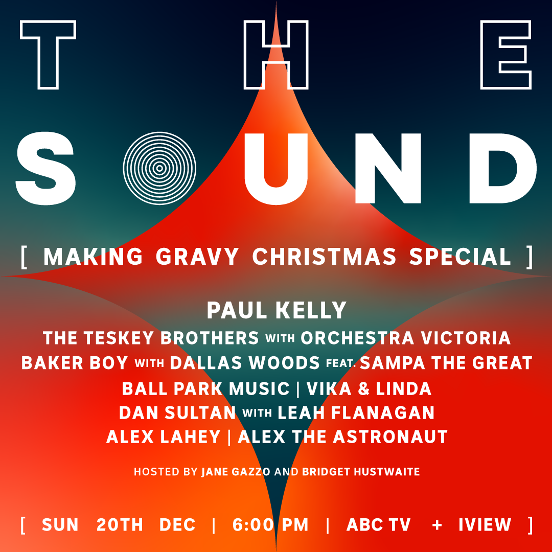 THE SOUND MAKING GRAVY CHRISTMAS SPECIAL FINAL EPISODE OF 2020!