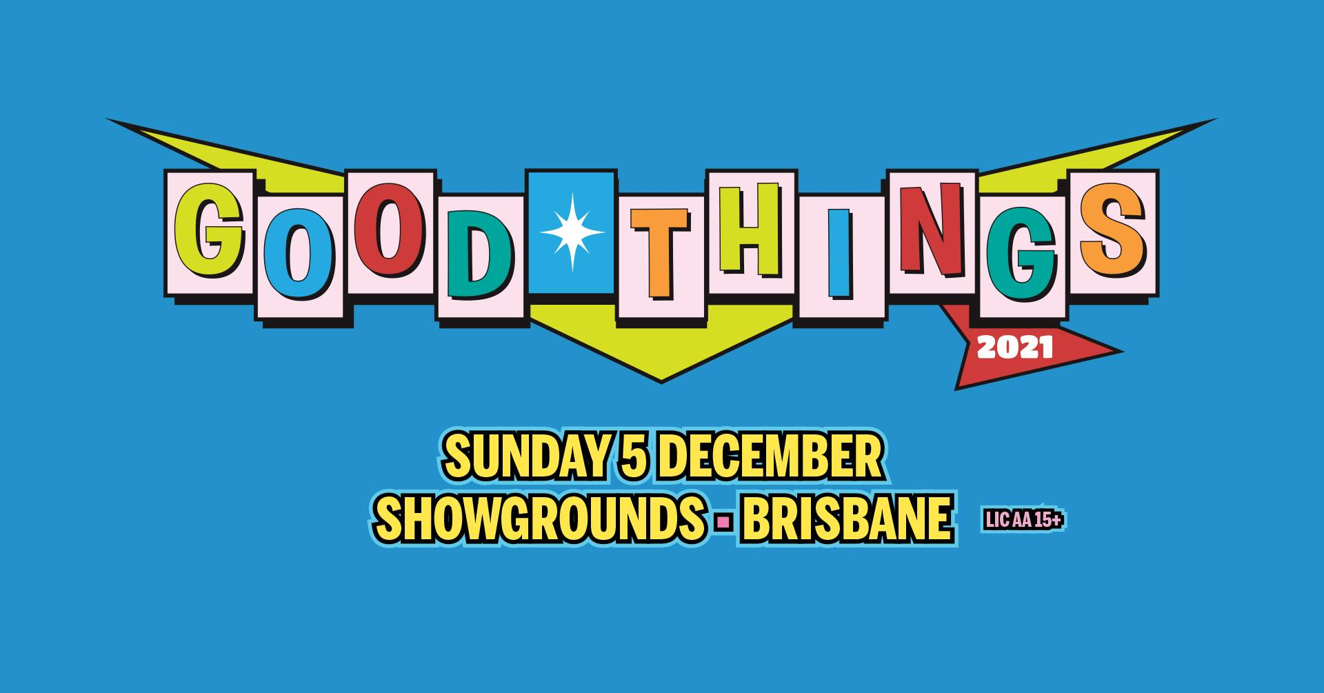 2020 CAN FRICK OFF!  GOOD THINGS FESTIVAL  ANNOUNCES ITS RETURN IN DECEMBER 2021