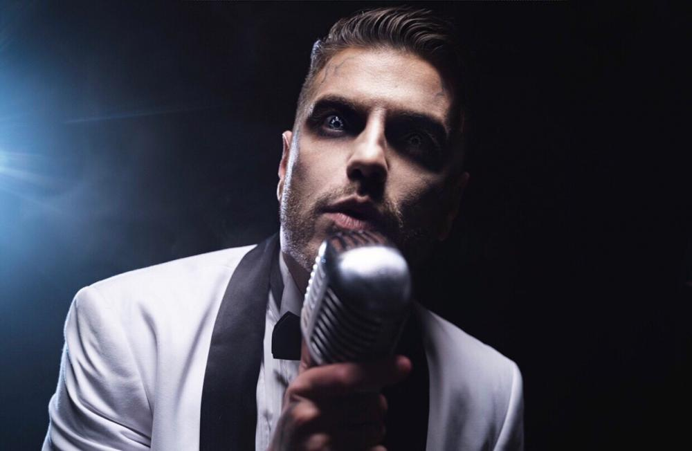 """ICE NINE KILLS SHARE UNIQUELY HELLISH SPIN ON ELVIS CLASSIC """"CAN'T HELP FALLING IN LOVE"""""""