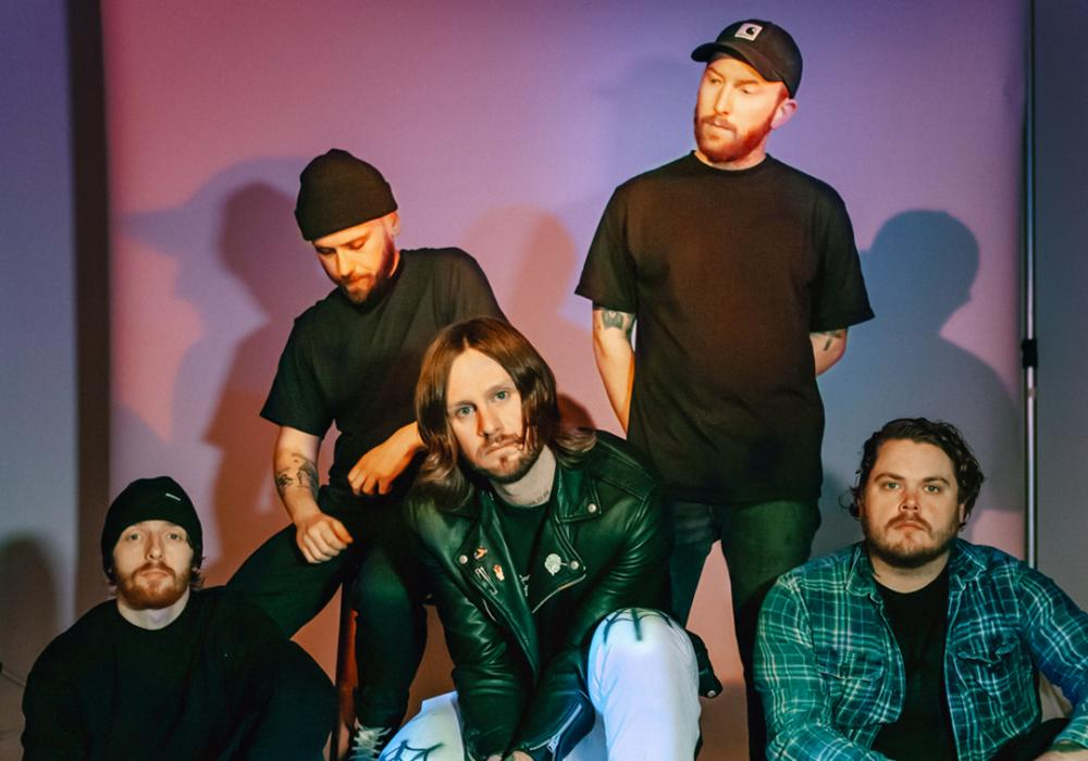 WHILE SHE SLEEPS RELEASE NEW SINGLE 'YOU ARE ALL YOU NEED' WITH MUSIC VIDEO