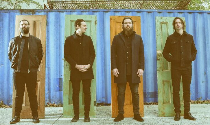 MANCHESTER ORCHESTRA RELEASE NEW SINGLE & VIDEO, 'BED HEAD' FROM FORTHCOMING SIXTH STUDIO ALBUM THE MILLION MASKS OF GOD