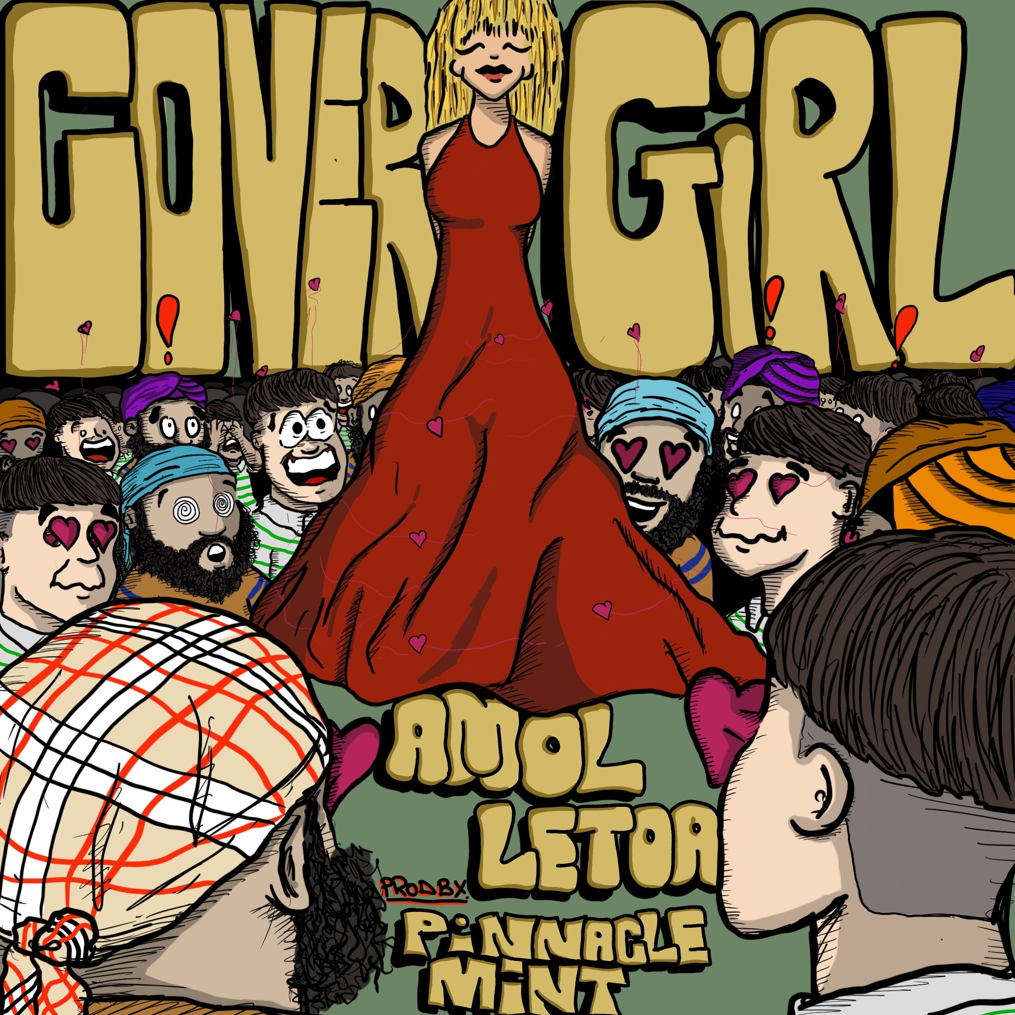 AMOL & LETOA TEAM UP ON NEW RAP SINGLE 'COVER GIRL' SINGLE OUT NOW