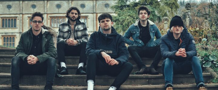 BRISTOL'S GLASS VIOLET  RELEASE KILLER NEW  SINGLE 'HOURGLASS'  OUT NOW