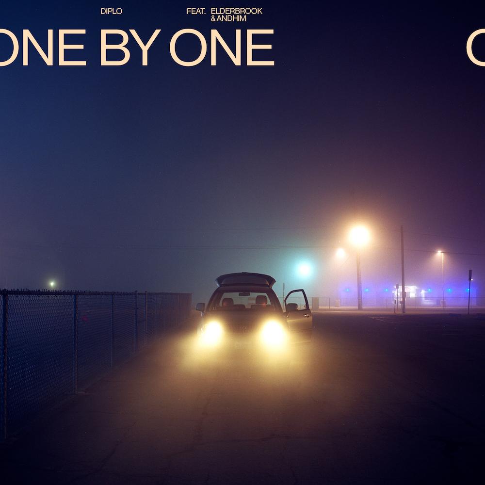 DIPLO, ELDERBROOK & ANDHIM DEBUT NEW TRACK 'ONE BY ONE'