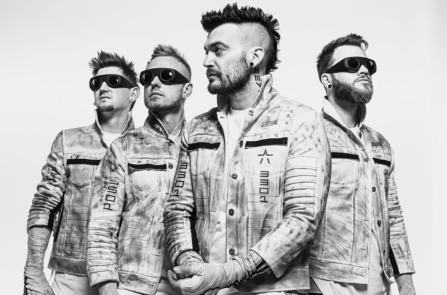 STARSET RELEASE NEW TRANSMISSION 'INFECTED' OUT NOW