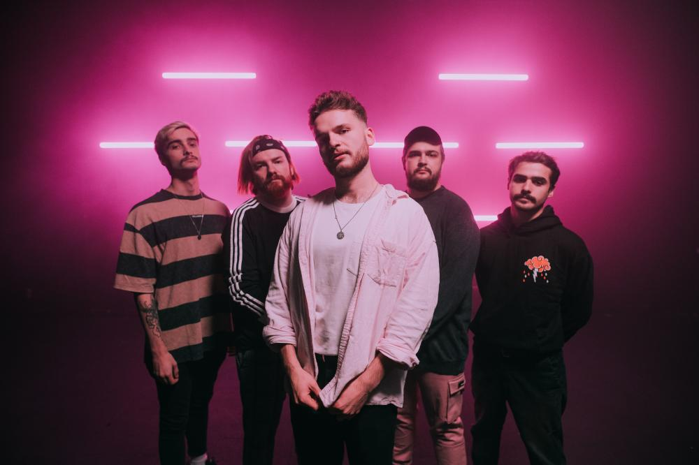 THECITYISOURS SIGN WITH ARISING EMPIRE, RELEASE NEW SINGLE/VIDEO 'VIOLENT' OUT NOW