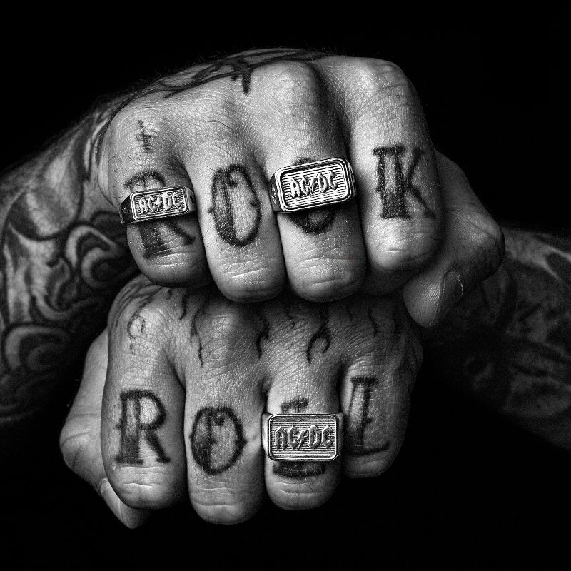 Heart Of Bone Salutes AC/DC. Proudly Presented By Custom Creed.