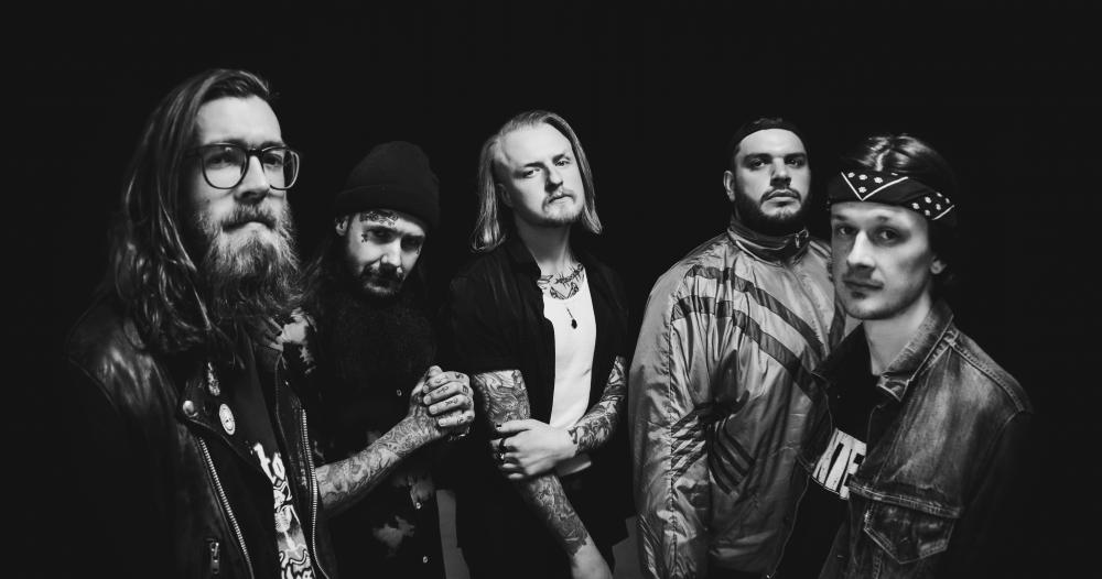 BLACK COAST  UNLEASH NEW SINGLE 'ACHE' AND ANNOUNCE NEW ALBUM 'OUTWORLD'