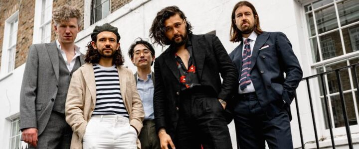 """GANG OF YOUTHS ARE BACK WITH POWERFUL  NEW SINGLE """"the angel of 8th ave."""""""