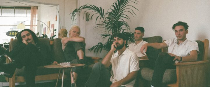 MELBOURNE BAND MANTELL TEAM UP WITH STELLA DUNAI ON ETHEREAL SINGLE 'DEAR MIA' OUT NOW