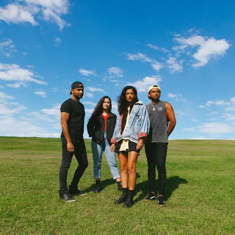 """DANDE AND THE LION REVEAL LATEST HIGH ENERGY SINGLE """"HIGHER PLACES"""""""