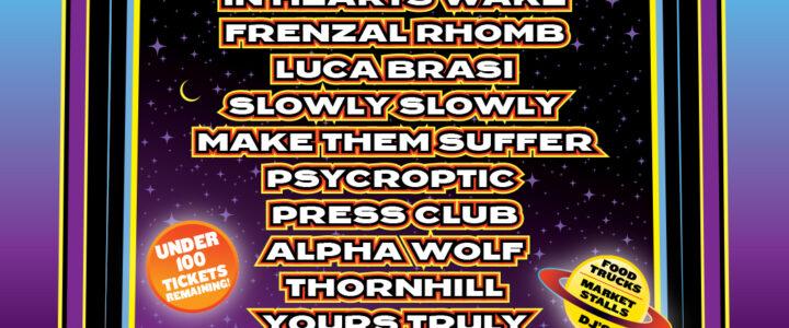 Full Tilt Festival Reschedules The Melbourne Edition