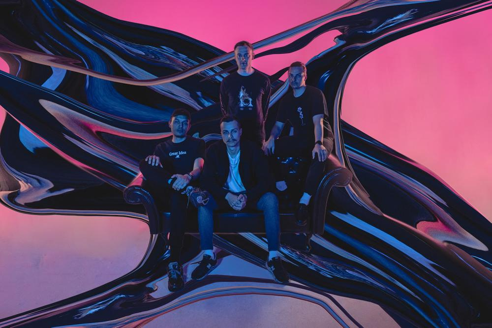 """DEFOCUS RELEASE NEW ALBUM – """"IN THE EYE OF DEATH WE ARE ALL THE SAME"""" OUT NOW"""