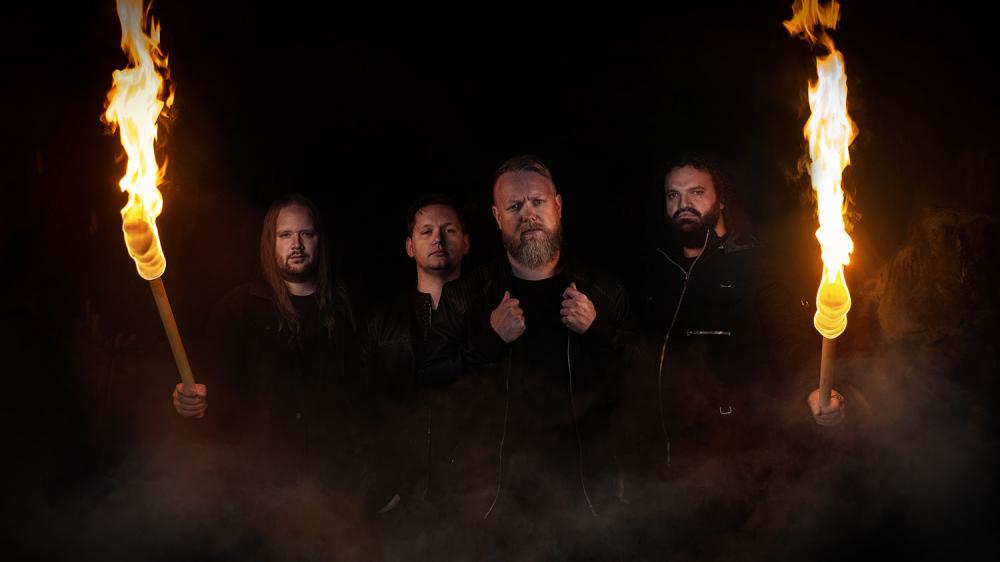 EYES WIDE OPEN RELEASE BRAND NEW SINGLE / VIDEO 'BURN EM' & ANNOUNCE UPCOMING ALBUM 'THROUGH LIFE AND DEATH'