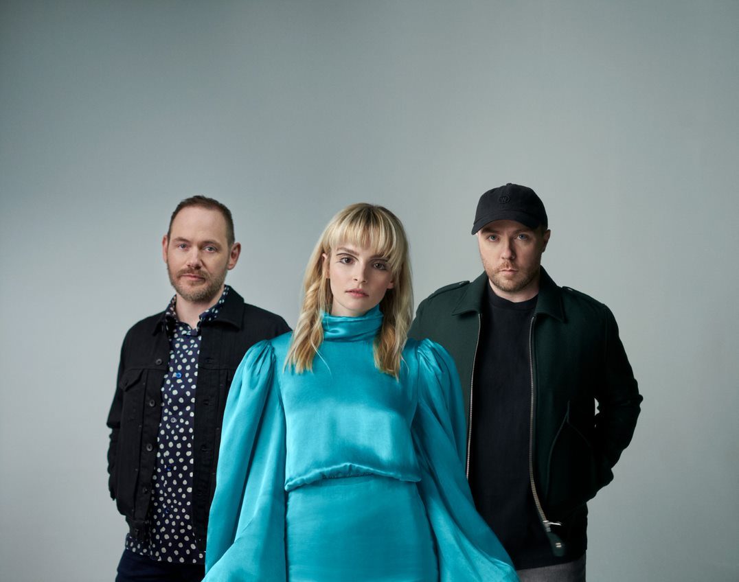 CHVRCHES RELEASE NEW SINGLE 'GOOD GIRLS' FROM FORTHCOMING ALBUM SCREEN VIOLENCE