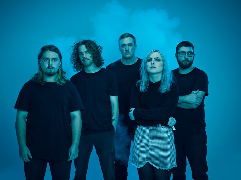 EAT YOUR HEART OUT PREMIERE VIDEO FOR 'PEAR TREE'