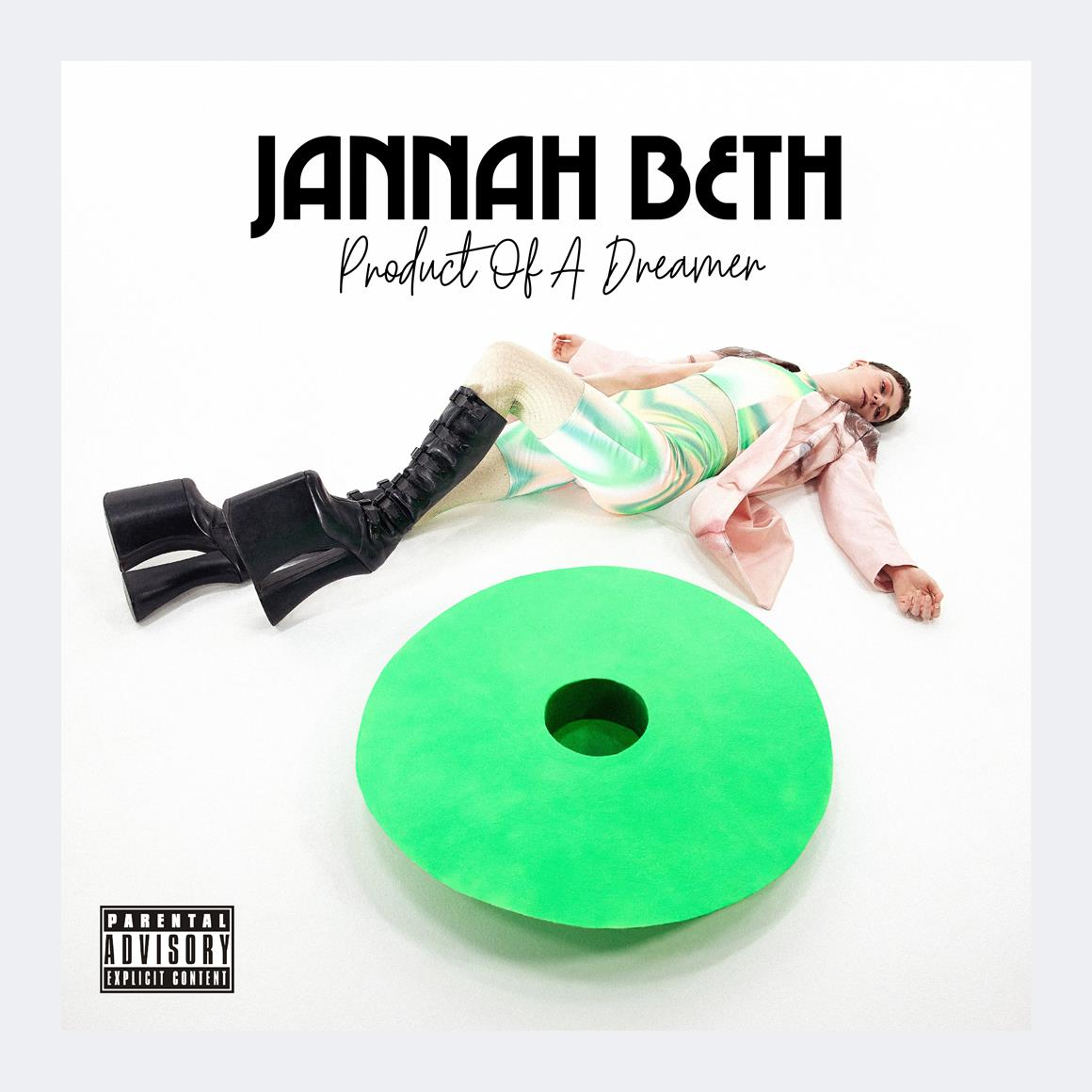JANNAH BETH  REVEALS DIVERSE DEBUT EP 'PRODUCT OF A DREAMER'