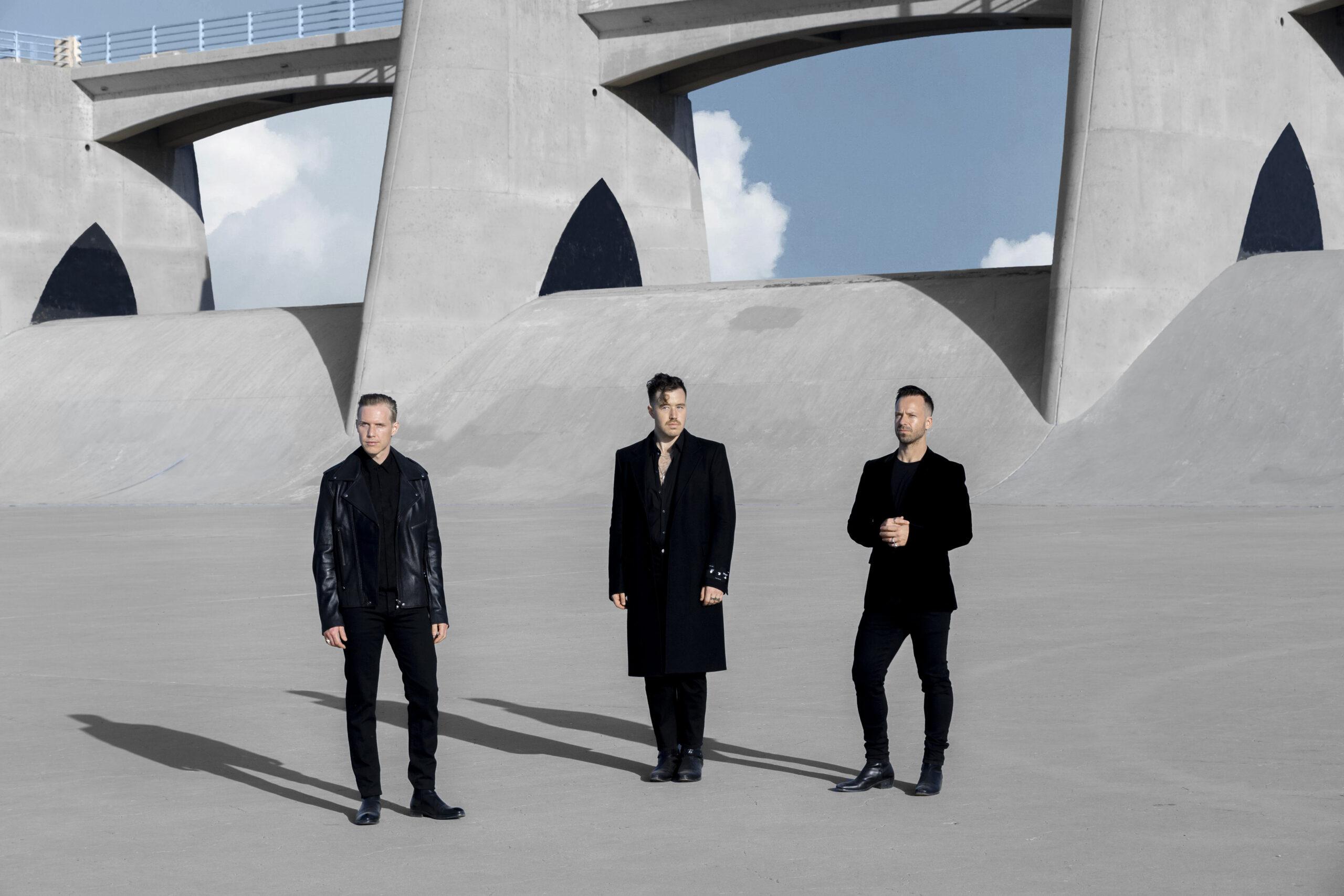 RÜFÜS DU SOL ANNOUNCE FOURTH STUDIO ALBUM 'SURRENDER' SET FOR OCTOBER 22 RELEASE – PRE-ORDER SURRENDER