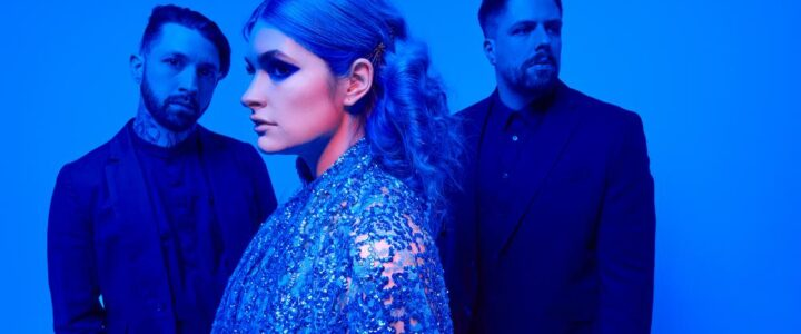 SPIRITBOX HIGHLY ANTICIPATED DEBUT ALBUM 'ETERNAL BLUE' OUT NOW VIA RISE RECORDS