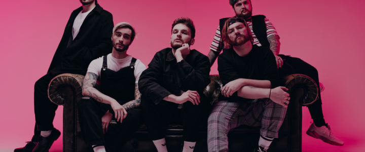 THE CITY IS OURS RELEASE NEW SINGLE / VIDEO 'SO SAD' FROM UPCOMING ALBUM 'COMA'