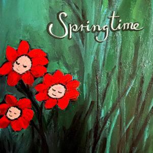 springtime cover art
