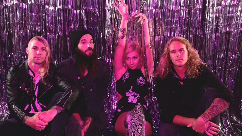 Brisbane's Smoking Martha releases new single 'Liquid Sunshine'