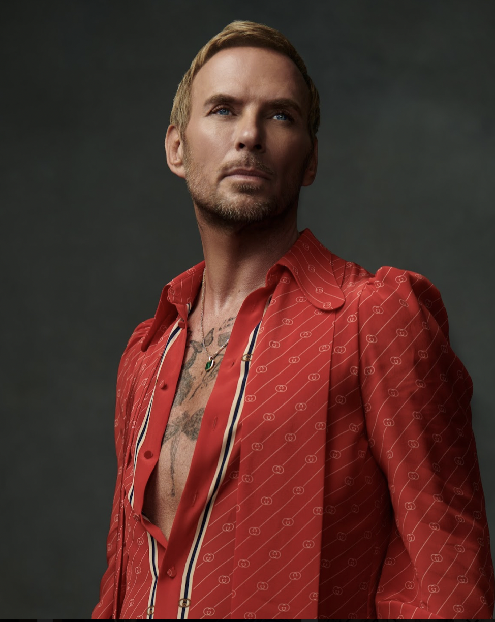 80's icon Matt Goss is back and has Australia in his sights