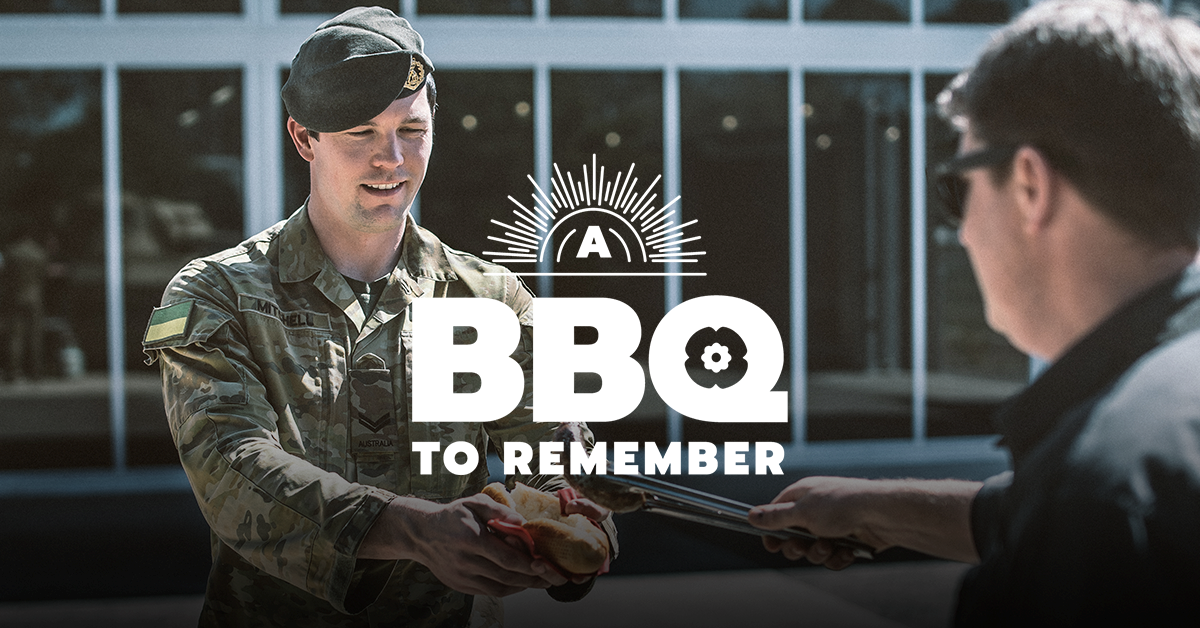 SWISS 8 FIRES UP FOR 'A BBQ TO REMEMBER' THIS REMEMBRANCE DAY
