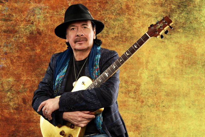 Santana Takes Listeners On An Unforgettable Adventure On Thrilling New Album 'Africa Speaks