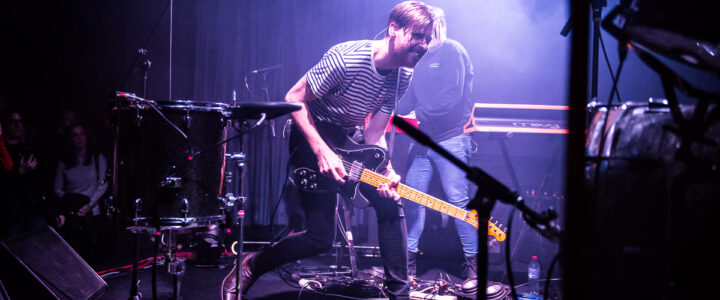 Melbourne multi-instrumentalist LANKS plays an emotional set