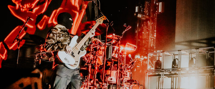 Twenty One Pilots Puts on a Visual Artistic Masterclass show at Rod Laver Arena