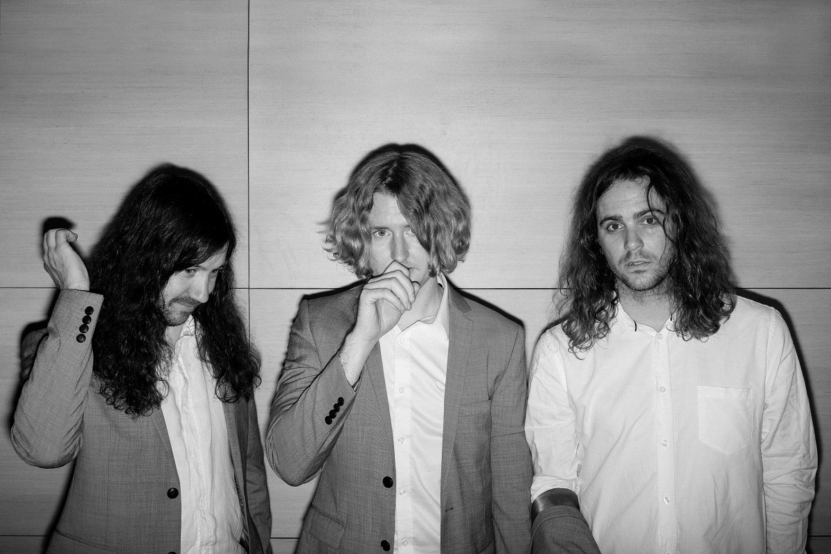 Thrash-party hoons, DZ Deathrays, have a new single and a new album!