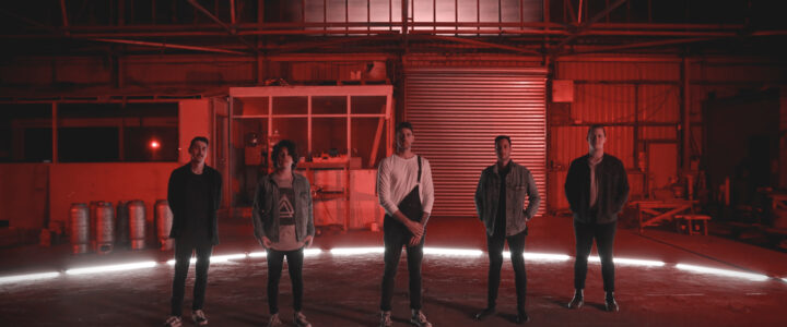 "Glass Tides Release New single ""Crawling"""