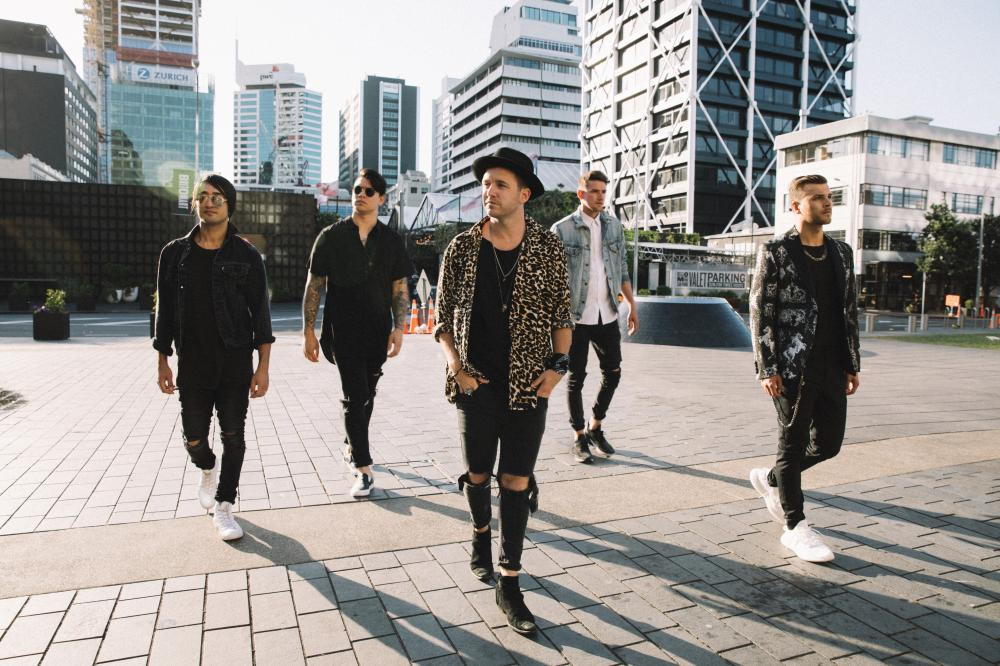 """NEWS: WRITTEN BY WOLVES UNLEASH BRAND NEW SINGLE AND VIDEO FOR """"TELL ME WHAT YOU'RE RUNNING FROM?"""""""