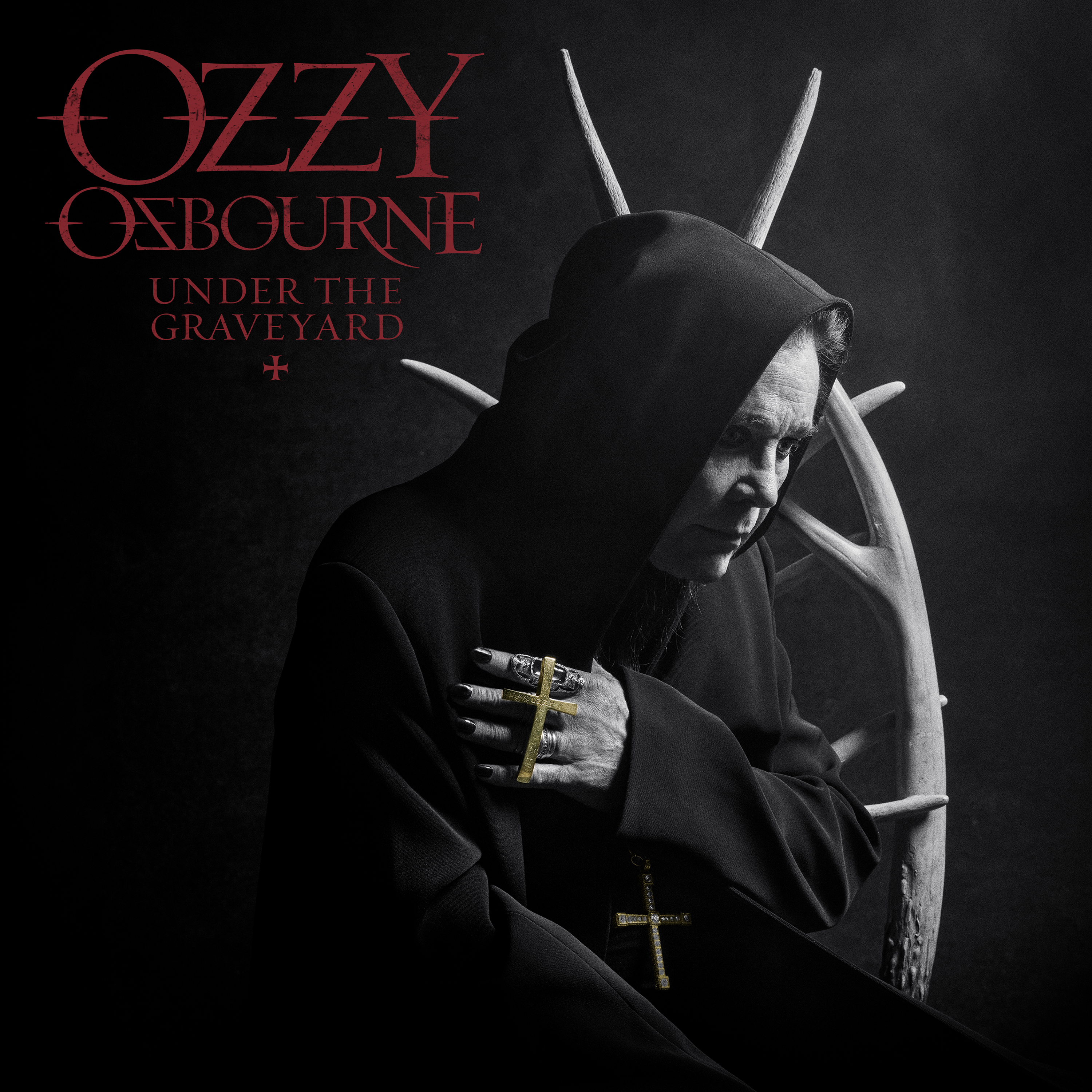OZZY OSBOURNE TODAY RELEASES  'UNDER THE GRAVEYARD' FIRST SINGLE IN NEARLY 10 YEARS